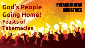 feasts of tabernacles