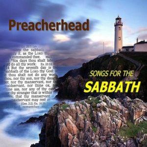 PreacherHead Songs for the Sabbath CD