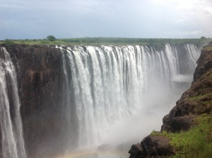The Beauty of Victoria Falls