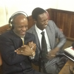 Radio Debate in Zimbabwe