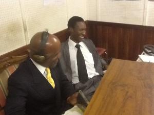 Radio Debate in Zimbabwe