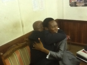 Converted Pastor in Zimbabwe