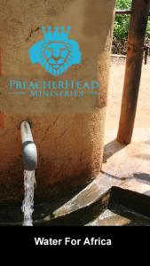Zimbabwe Water Project