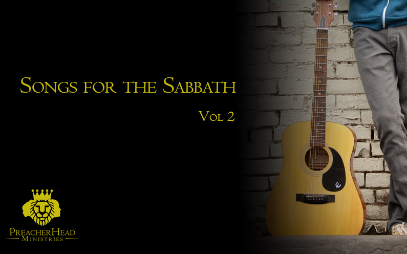 Songs for the Sabbath | Vol. 2